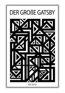 Der Große Gatsby logo