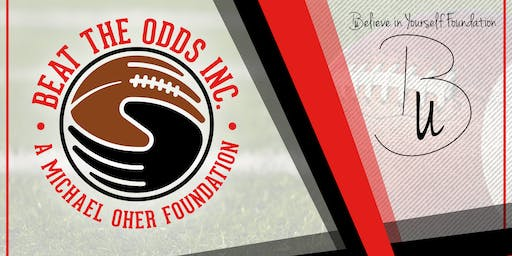Michael Oher and Jamarca Sanford Free Football Camp 2019