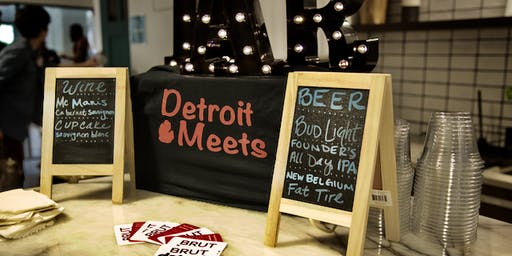 Detroit Meets Presents: A Night of Meetups at Startup Week