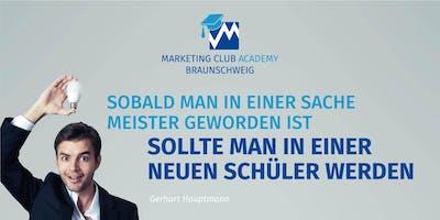 Marketing-Club Academy: So positionieren Sie erfolgreich Ihre Marke!