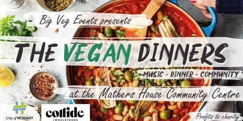 Vegan Community Dinner Hobart (June)