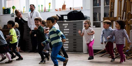 The Conservatoire Open Day - Story Telling (3-4 yrs) tickets