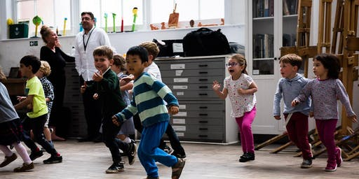 The Conservatoire Open Day - Story Telling (3-4 yrs)