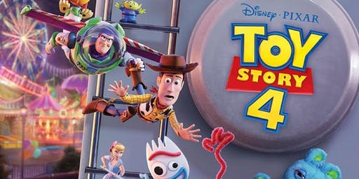 Toy Story 4 (Galway Screening)