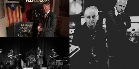 The Lost Connection & Aul Boy at McDaid's Wine Bar Ramelton tickets