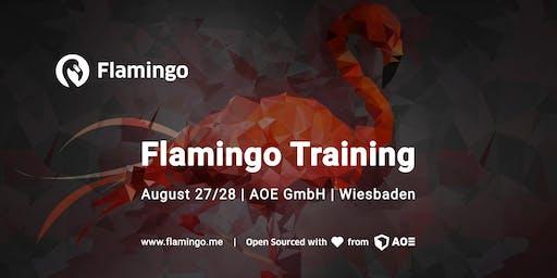 Flamingo Training