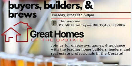 Buyers, Builders, and Brews tickets