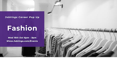 Fashion Career Pop Up tickets