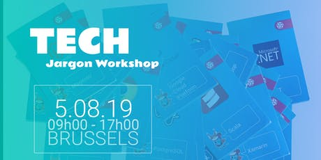 Tech Jargon Workshop tickets