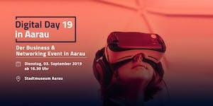 Digital Day 2019 in Aarau