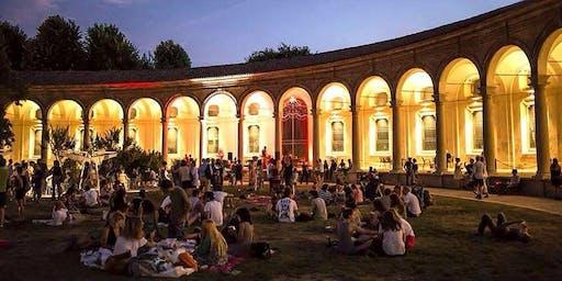 Rotonda Della Besana Milano - Giovedi 18 Luglio 2019 - Garden Cocktail Party con Dj set - Lista Miami - Accrediti e Tavoli al 338-7338905