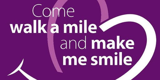 'Come walk a Mile & make me smile' Dementia Awareness Walk