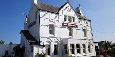 Psychic Night Wheatsheaf Inn Upton Chester