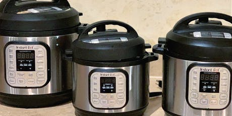 Instant Pot / Pressure Cooking Class  tickets