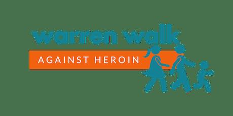 4th Warren Walk Against Heroin tickets