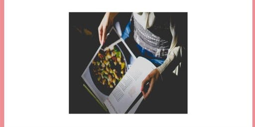 Cook the Books - Foodie Group - First Monday of Each Month - 7/1, 8/5,*9/9, 10/7, 11/4 & 12/2