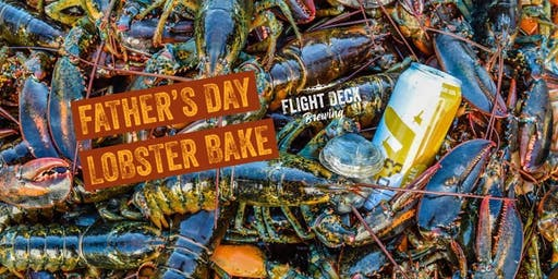 Father's Day Lobster Roll Feature at Flight Deck!