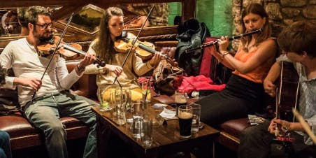 Working as a Traditional Musician in Scotland