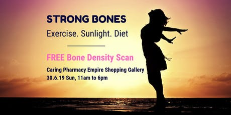 FREE Bone Density Scan tickets