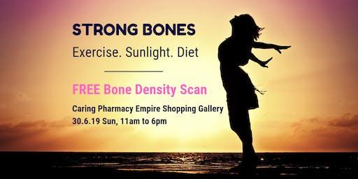 FREE Bone Density Scan