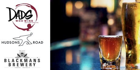 Dads Night Out at Hudsons Road tickets