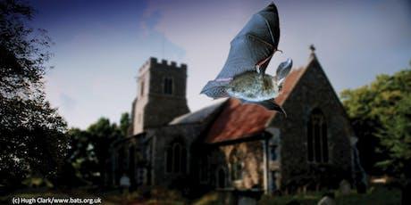 Bats in Churches Study workshop  tickets