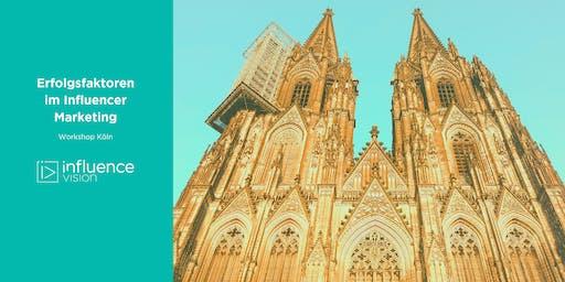 """Erfolgsfaktoren im Influencer Marketing"" - @OKANDADA Köln"