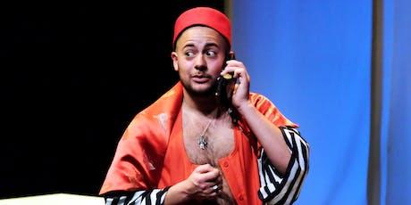 Mounir Samuel - En toen schiep God Mounir (i.s.m. De Harmonie) tickets