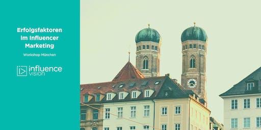 """""""Erfolgsfaktoren im Influencer Marketing"""" - @BASE München"""