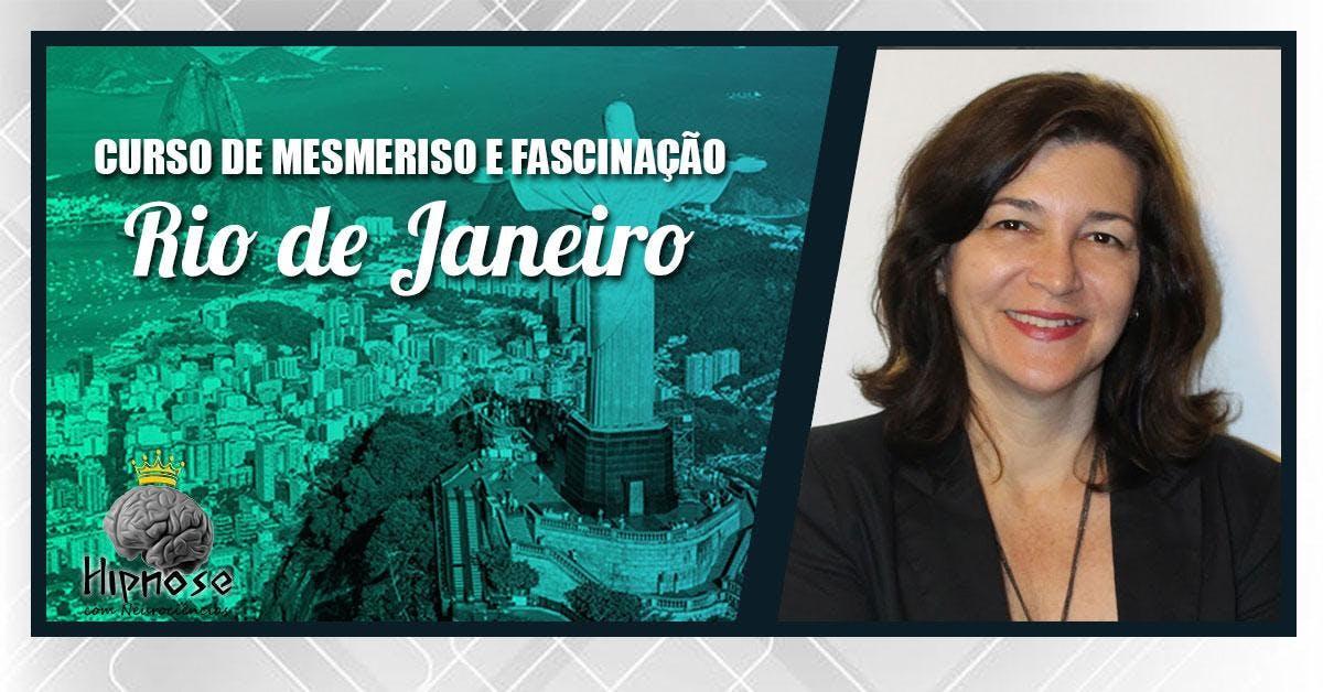 Mesmerismo e Fascinao com Leila Mahfud - Mdulo 1 - Rio de Janeiro