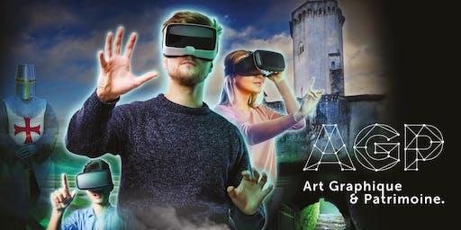 Escape Game VR : Château de Bourdeilles x AGP