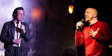 Italian Esiliati Comedy Special: Luca Cupani / Filippo Spreafico tickets