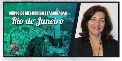 Mesmerismo e Fascinação com Leila Mahfud - Módulo 2 - Rio de Janeiro