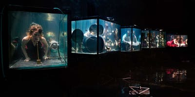 AquaSonic (Between Music) - i.s.m. Stadsschouwburg de Harmonie