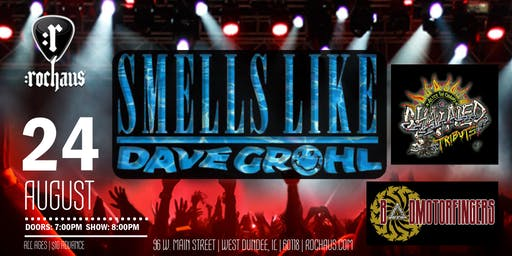 Smells Like Dave Grohl - Foo Fighters Tribute