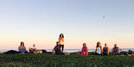 Summer Outdoor Yoga! tickets