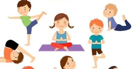 Kids Yoga And Creative Arts Camp tickets