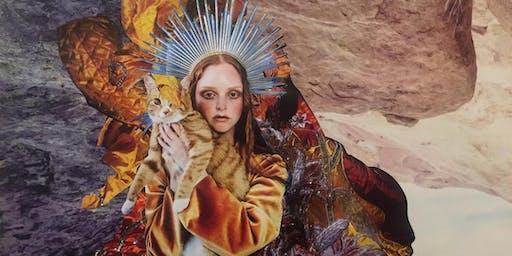 Conscious Collage- Chakra Series