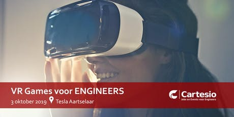VR Games voor Engineers tickets