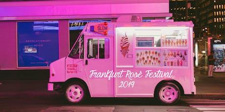 Frankfurt Rosé Festival 2019 Tickets