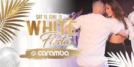 Caramba - White Latin Fiesta