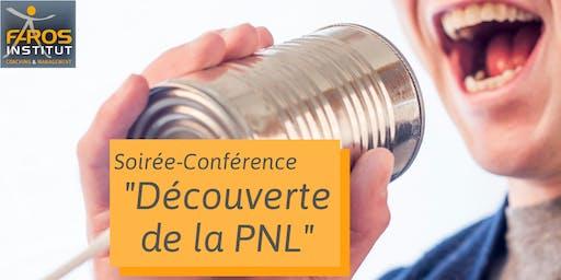 """Soirée-Conférence """"Découverte de la PNL"""""""