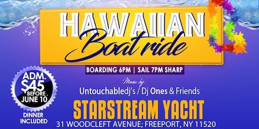 Hawaiian boatride