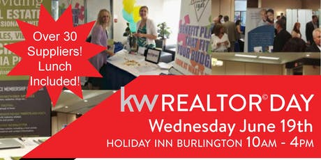 KW REALTOR® DAY tickets