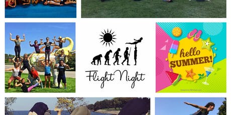 Flight Night @ the Park: Free Weds Acro Class, Jam & Social! tickets