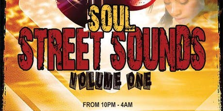 Soul Street Sounds tickets