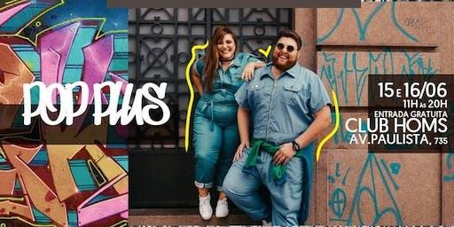 Pop Plus #25 tem editorial de inverno com Ju Romano e Junão Fontolan