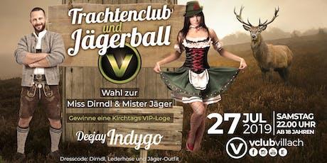 Mächtig Trächtig - Trachtenclub & Jägerball Tickets