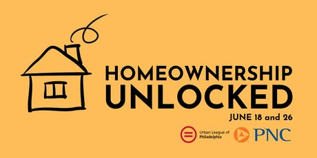 Homeownership Unlocked tickets
