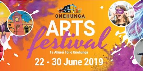 Onehunga Arts Festival: Hikoi Mai / Hikoi Atu (Art & Cultural Walk) tickets